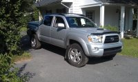 Toyota Roof Rack for Double Cab $200 | Tacoma World