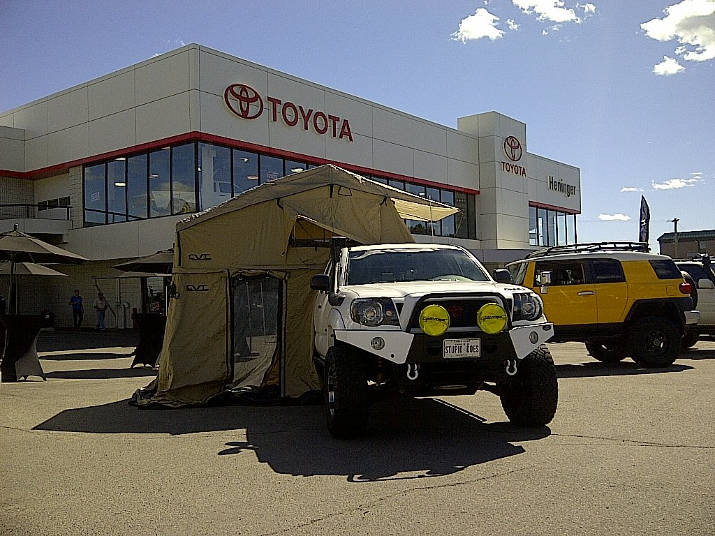 Cascadia Vehicle Tents Roof Top Tents