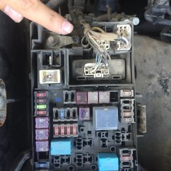 1999 Toyota 4runner Wiring Diagram Of Plant Cell And Animal To Label Alternator Not Charging Battery, Possible Bad Wire Connecting The Fuse Box Culprit ...