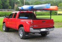 Canoe/Kayak Racks for your Taco? | Tacoma World