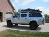 Ladder Racks For Toyota Tacoma