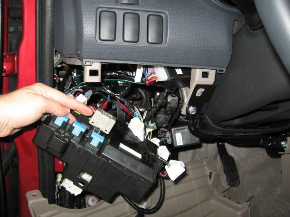 medium resolution of 05 drl daytime running lights install oem tacoma world 2012 toyota tacoma running light wiring diagram