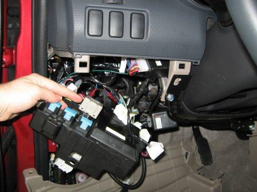 small resolution of 05 drl daytime running lights install oem tacoma world 2012 toyota tacoma running light wiring diagram