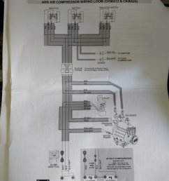 arb compressor wiring tacoma world arb air compressor switch wiring diagram arb compressor switch diagram [ 768 x 1024 Pixel ]