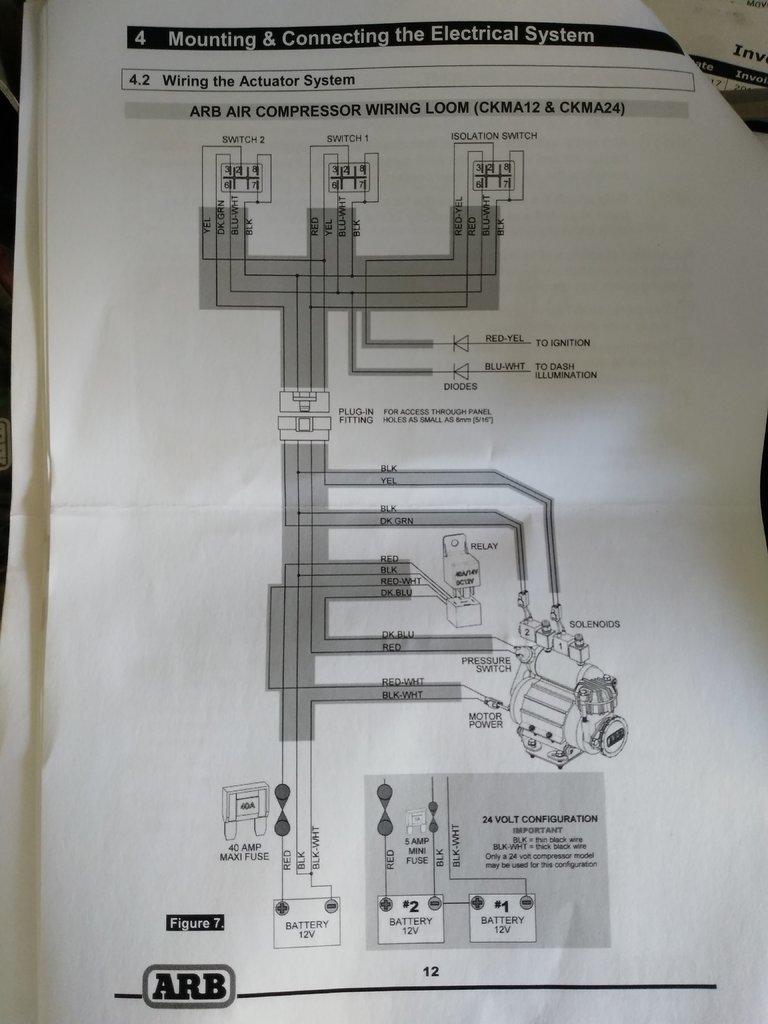 medium resolution of arb compressor switch diagram wiring diagram paper arb compressor switch wiring diagram