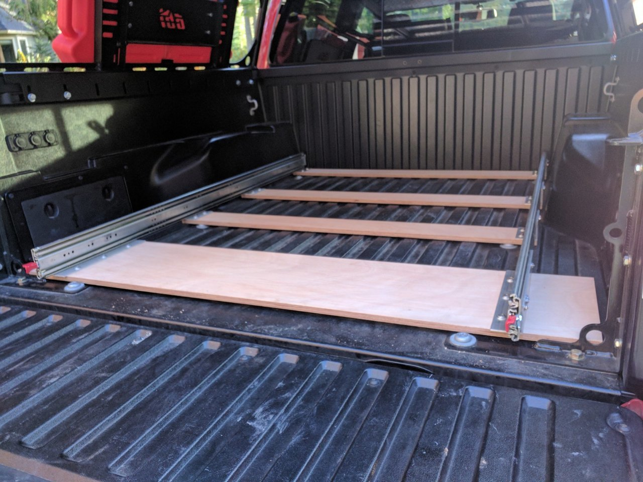 project diy truck bed