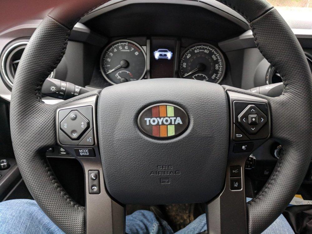 medium resolution of custom steering wheel logo