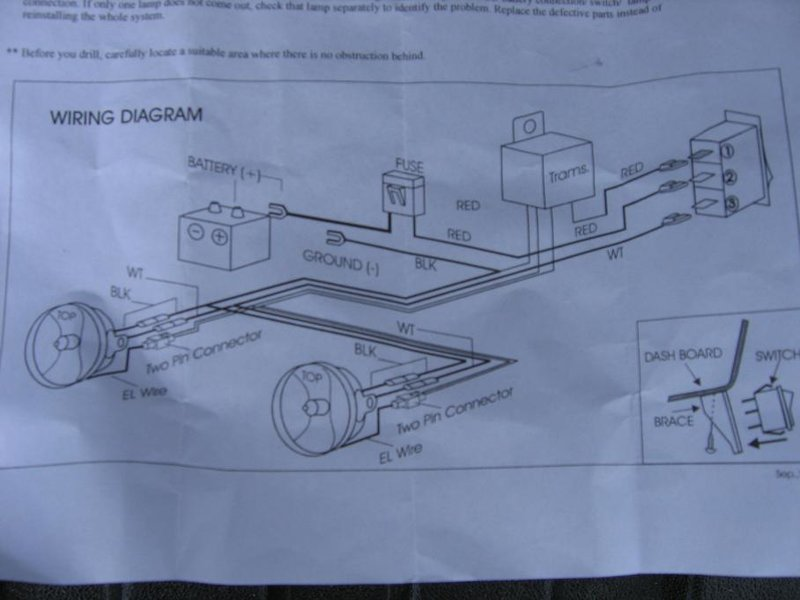 Camry Fog Lights Switch Wiring Harness Wiring Diagram Wiring