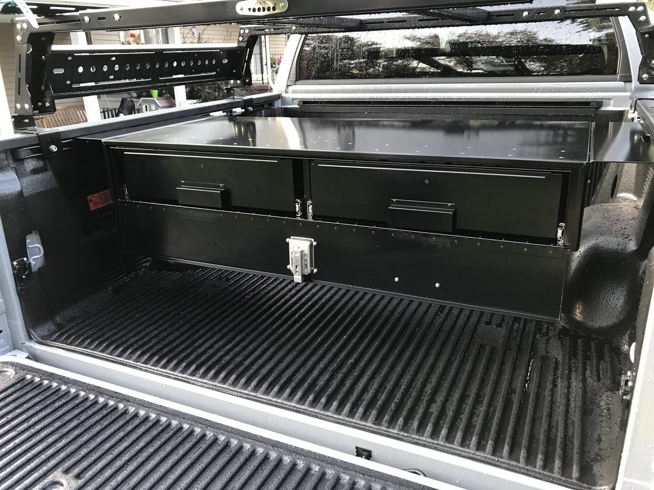 In Bed Toolbox Help  Tacoma World