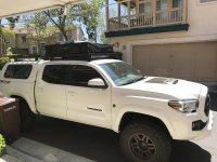 FrontRunner SlimLine II roof racks | Tacoma World