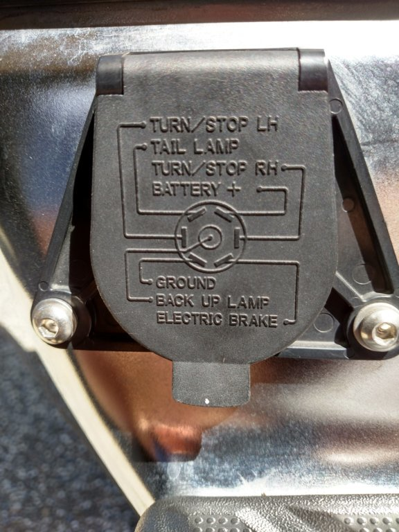 Toyota Trailer Wiring Diagram Receptacle As Well As Rv 7 Pin Trailer