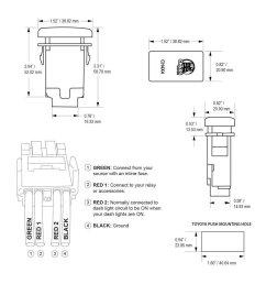 wiring up caliraised led u0027s w oem switch tacoma worldmictuning diagram jpg [ 1024 x 1024 Pixel ]