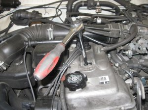 HOW TO: Change Your Spark Plugs and Wires (27 liter 3RZ