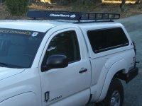 leer 100R roof rack instal?