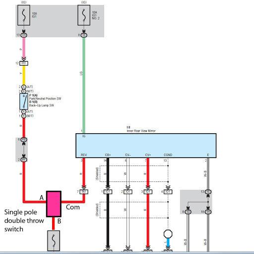 cctv dvr wiring diagram 1999 toyota corolla serpentine cam 09 always on rear view camera check my workrearviewmirror daaa7ed01520d8d33b9c90e916fa00c955ea5ffb jpg factory