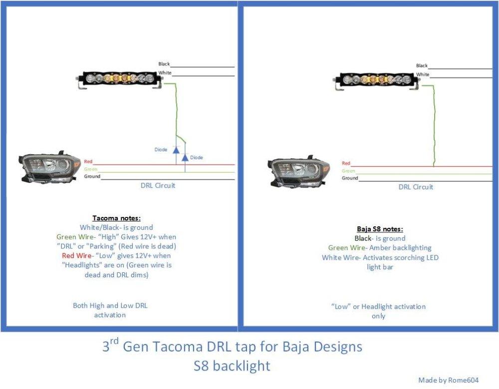 medium resolution of  baja designs general discussion thread page 87 tacoma world on baja designs headlight baja light wiring diagram