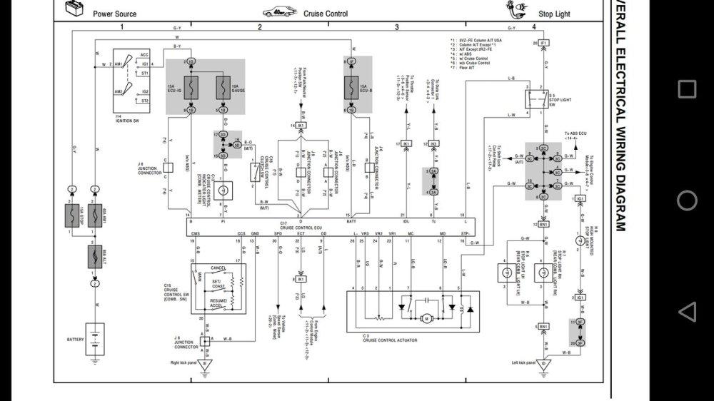 medium resolution of lexus cruise control diagram wiring diagram post lexus cruise control diagram