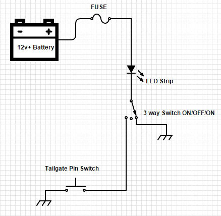 4 Pin Led Switch Wiring 4 Pin Bulb Wiring Diagram ~ Odicis