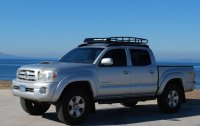 Double Cab Sport Roof Rack | Tacoma World