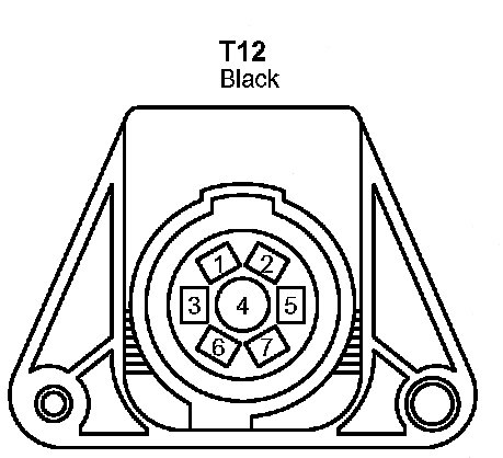 land rover discovery 4 trailer plug wiring diagram 1988 ford e350 color for 7 pin tacoma world a 2002 freelander timing