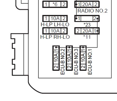 Adding a DRL circuit for SR & SR5's without DRL LED in