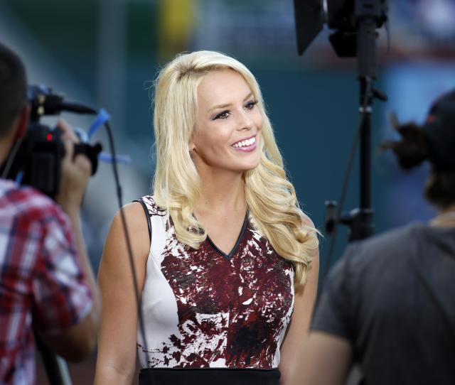 Britt Mchenry Suggests She Was Laid Off By Espn For Being Openly Conservative Washington Times