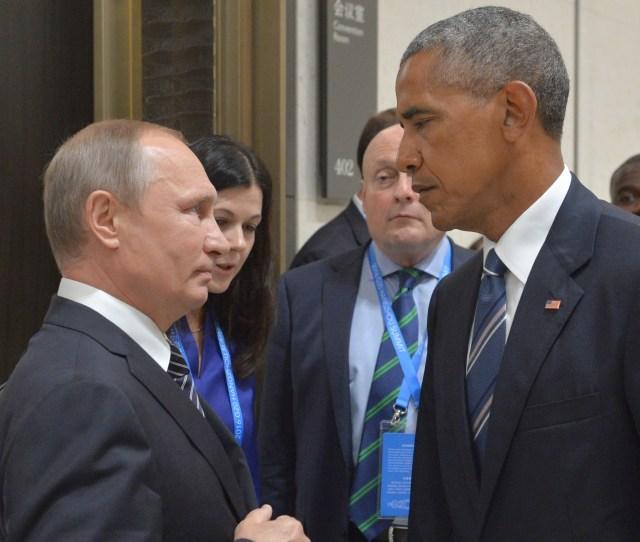 Putins Rage Triggered By Obamas Moves