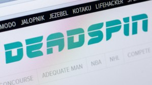 """G/O Media-owned Deadspin told to """"only report on sports"""""""