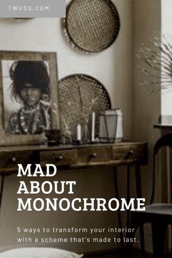 Mad about Monochrome with Salt and Steel