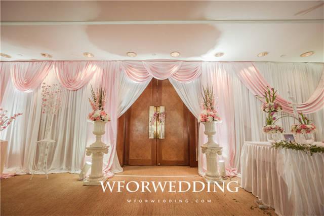 W for Wedding Decor 2