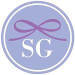 (2) SG Wedding Favors Logo