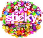 (7) Sticky Logo