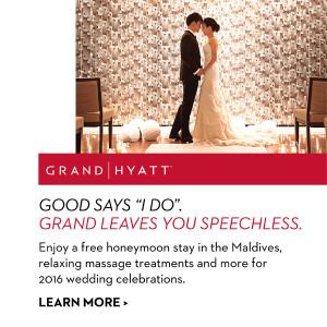 Grand Hyatt Sidebar Ad