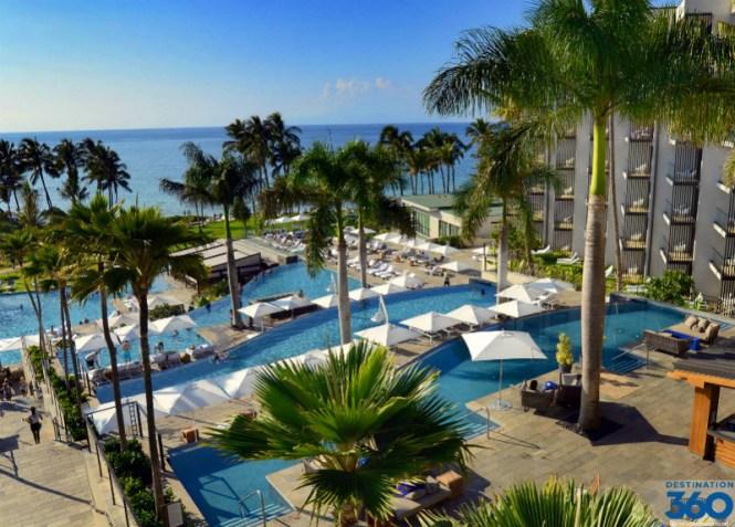 The Andaz Maui at Wailea Resort in Hawaii by Hyatt | Photo Credits: Destination 360