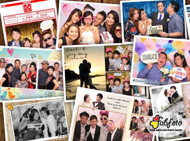 Fabfoto Booth Photobooth