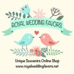 (5) Royal Wedding Favors Logo