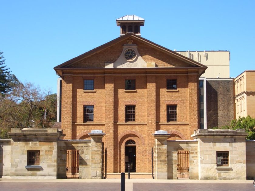 8 - Hyde Park Barracks