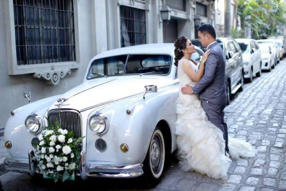 Top 10 Places To Rent Wedding Cars In The Philippines