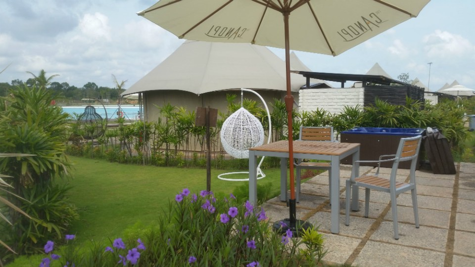 The Canopi Resort Outdoor_2