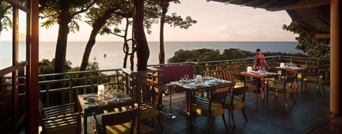 Boracay honeymoon - shangri-la rima restaurant