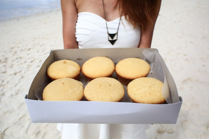 Boracay honeymoon calamansi muffins real coffee & tea cafe