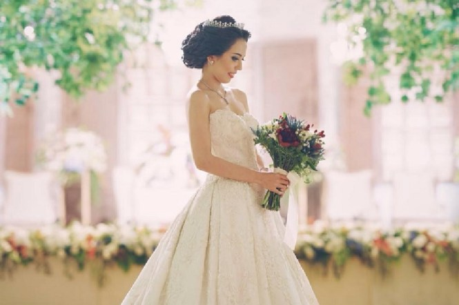 wedding gown designers - Albert Yunar - Instagram