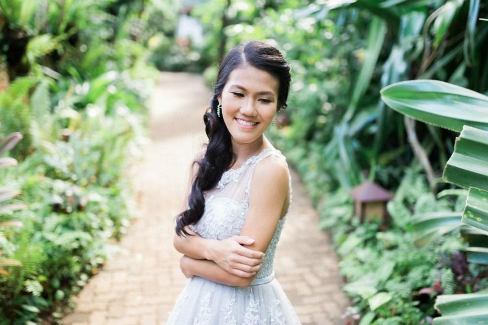 wedding hair and makeup stylists - may jasmin