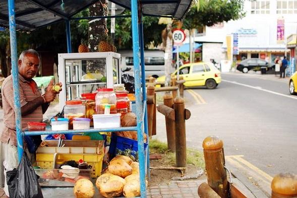 Mauritius Honeymoon - Mauritius Street Foods - Bruised Passports