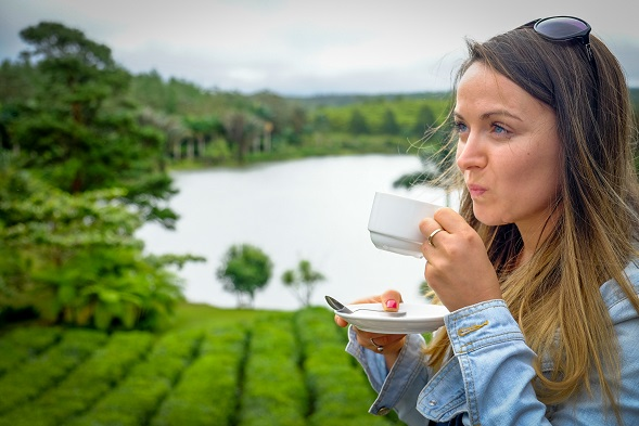 Mauritius Honeymoon - Bois Cherie - Stewardess Diary