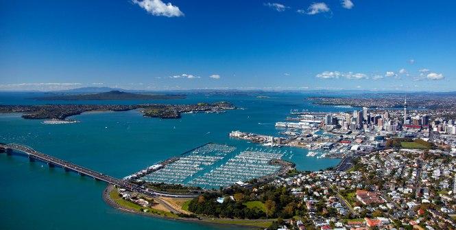 New Zealand Honeymoon Auckland