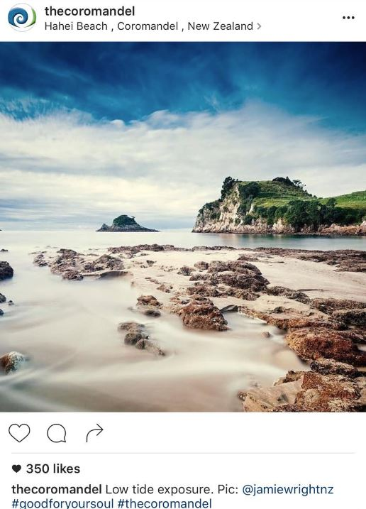 New Zealand Honeymoon The Coromandel