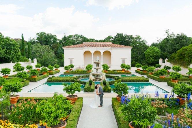 New Zealand Honeymoon Hamilton Gardens