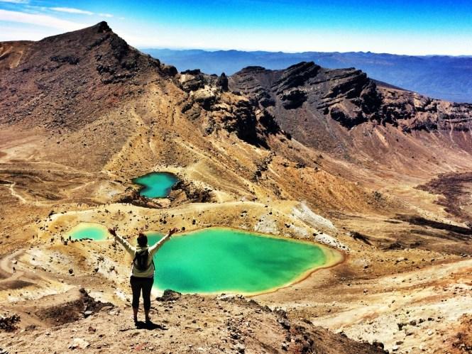 New Zealand Honeymoon Tongariro National Park