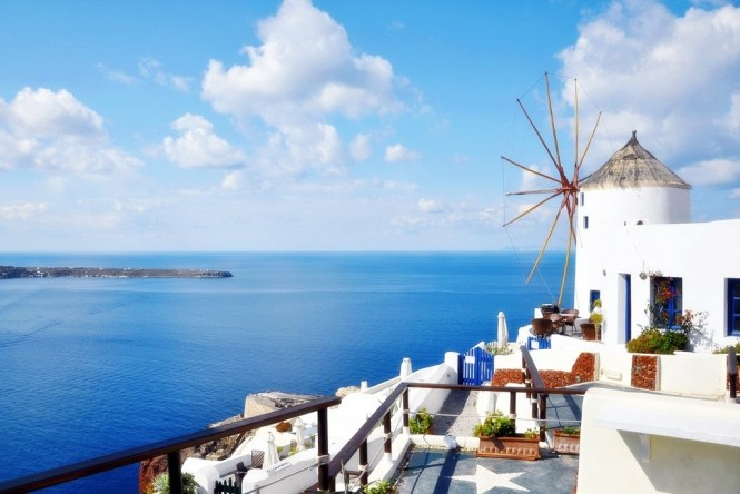 Photo from Santorini Hotels